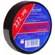 Изолента, ANR PIB 19/5 - вулканизирующая чёрная, 5м., ANTICOR