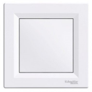 Заглушка Schneider Electric Asfora, белый - описание, характеристики, отзывы
