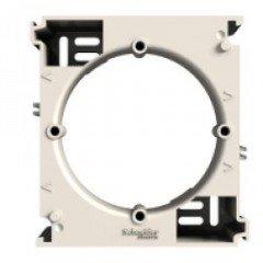 Коробка для наружного монтажа (1-постовая) Schneider Electric Asfora, кремовый