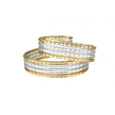Декоративная лента DS-R260-04-4GS к светильнику DEL-R-20-18-4 DIY (2 полоски золото 2 полоски серебро) Biom