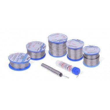 Припой оловянно-свинцовый Cynel Sn60Pb40-SW26 2мм, 100г- описание, характеристики, отзывы