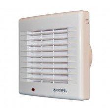 Вентилятор D=150mm  POLO 6 O150 AZWCH с таймером и датчиком влажности (подшипник) с жалюзи DOSPEL