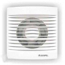 Вентилятор D=100mm  STIL  100  WCH-P с таймером и датчиком влажности и обратным клапаном