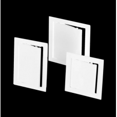 Дверца ревизионная  DR 150 х 150 /B  (коричневый)  DOSPEL