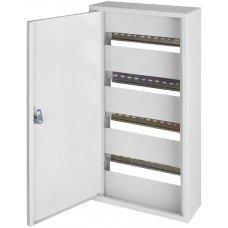 Шкаф металлический e.mbox.stand.n.48.z, под 48 модулей, навесной, с замком, e.next