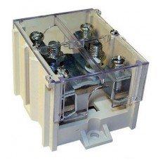 Кабельный разветвитель 37/6 с крышкой (ElectrO TM)
