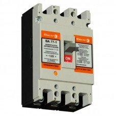 Автоматический выключатель ВА 77-1-125  100А  (ElectrO TM)
