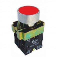 Кнопка ВА42 красная 22mm  NC  (ElectrO TM)