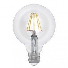 Лампа светодиодная D95  8W GL LG- 6F Е27 4000 проз. Rf (ELECTRUM}