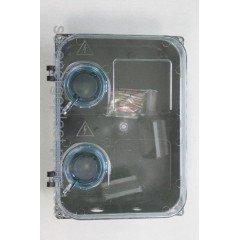 Герметичный щит учета и распределения, ЭНЕРГОПЛАСТ (пластик) 3ф.