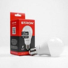 Лампа 1-ELP-004 A65 15W 4200K E27 ETRON