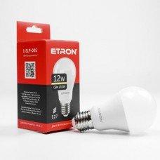 Лампа 1-ELP-005 A60 12W 3000K E27 ETRON