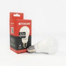 Лампа 1-ELP-006 A60 12W 4200K E27  ETRON
