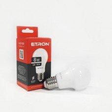 Лампа 1-ELP-010 A55 8W 4200K E27  ETRON