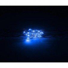 Гирлянда  Montana 10м 4Вт 4,5В синяя ІР68 /10/200  HOROZ
