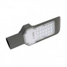 Светильник консольный  ORLANDO-20  SMD Led 20W 4200K серый IP65 315х105 1726 Lm/10  HOROZ