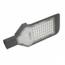 Светильник консольный  ORLANDO-50  SMD Led 50W 4200K серый IP65 405х165 4953 Lm 10  HOROZ