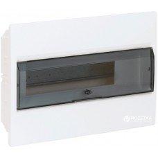 Hager COSMOS Щит в/у с прозрачными дверцами 8 мод.
