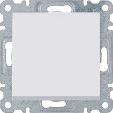 Выключатель 1-полюсный Lumina, белый, 10АХ/230В, Hager
