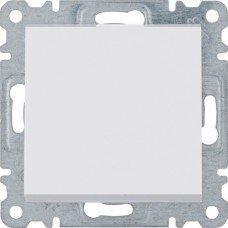 Выключатель 2-полюсный Lumina, белый, 10АХ/230В, Hager