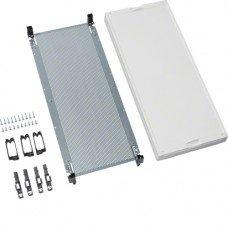 Блок Univers для MM-оборудования с перфорированной плитой, 600х250мм, Hager