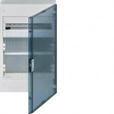 Щит в/у, прозрачные двери, 18M + 2 ряда для ММ-оборудования, VEGA