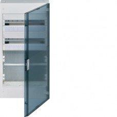 Щит в/у, прозрачные двери, 36M + 2 ряда для ММ-оборудования, VEGA