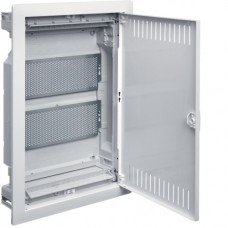 Щит 2-рядный для ММ-оборудования, в/у с металлическими дверями VOLTA Hager