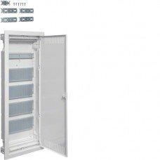 Щит 5-рядный для мультимедиа и связи, в/у с металлическими дверями Hager VOLTA