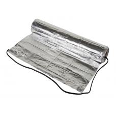 Алюминиевый мат для паркета и ламината Alu-Мat 140 Вт/м² - 1.0 м² (0.5 x 2.0 м)