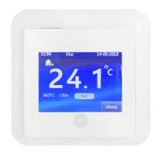 Термостат цифровой HC80 Busch Jager - с датчиками температуры пола и воздуха, Heatcom