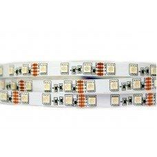 Светодиодная лента RGB 12В 14.4Вт 2400Лм IP33 без силикона SMD5050