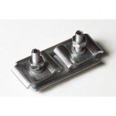 Зажим плашечный ПС 1-1 (сталь), Львовская изоляция