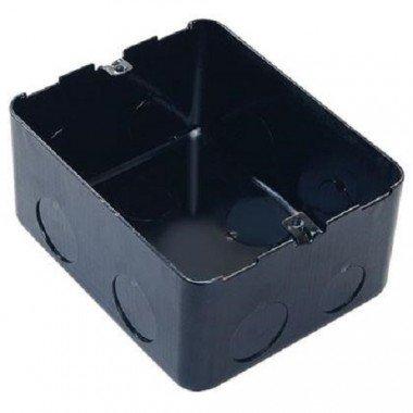 Коробка металлическая в бетон 4 модуля - описание, характеристики, отзывы