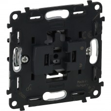 Valena IN`MATIC Выключатель 10АХ 250В, автоматические клеммы