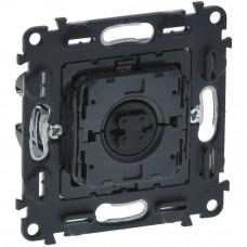 Valena IN`MATIC Выключатель 6А 250В кнопочный для жалюзи, автоматические клеммы