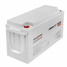 Аккумулятор гелевый LP-GL 12 - 150 AH (LogicPower)