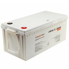Аккумулятор гелевый LP-GL 12 - 200 AH (LogicPower)