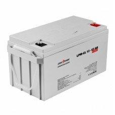 Аккумулятор гелевый LP-GL 12 - 65 AH (LogicPower)