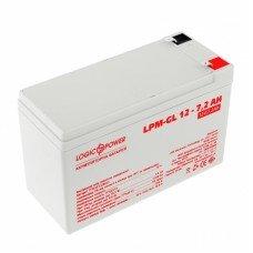 Аккумулятор гелевый LP-GL 12 - 7,2 AH (LogicPower)
