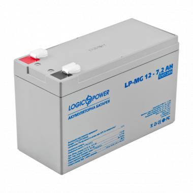 Аккумулятор мультигелевый  AGM LP-MG 12 - 7,2 AH SILVER - описание, характеристики, отзывы