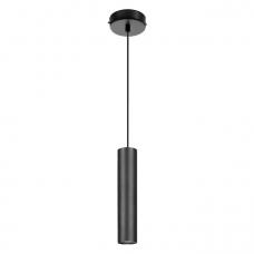 Светильник подвесной FPL  6W 3000K C BK 180MM