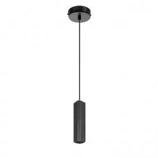 Светильник подвесной FPL  6W 3000K S BK 180MM