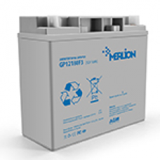 Аккумуляторная батарея MERLION AGM  12 V 17Ah (180 x 78 x 165 (168))