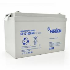 Аккумуляторная батарея MERLION AGM 12 V 100Ah