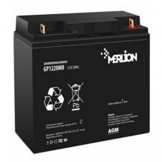 Аккумуляторная батарея MERLION AGM 12 V 20 Ah ( 180 x 77 x 167 )