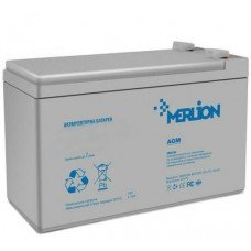 Аккумуляторная батарея MERLION AGM 12 V 65 Ah ( 360 x 180 x 220 ) 19 кг