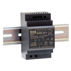 Блок питания Mean Well на DIN-рейку 60W 2.5A 24V