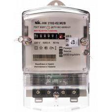 Счетчик НІК 2102-02 М1В 220В (5-60А) с индикатором магнитного поля «МАГНЭТ»