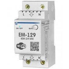 WI-FI счетчик электроэнергии с функцией управления ЕМ-129 (НОВАТЕК-ЕЛЕКТРО)